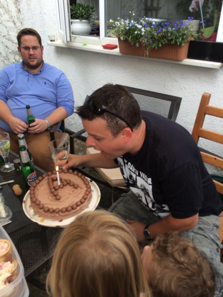 Happy birthday Andrew!