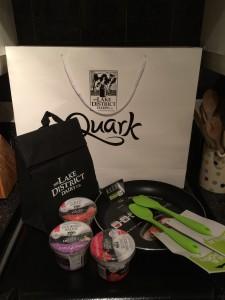 My quark goodies