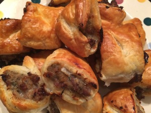 how to cook sausage meat for christmas