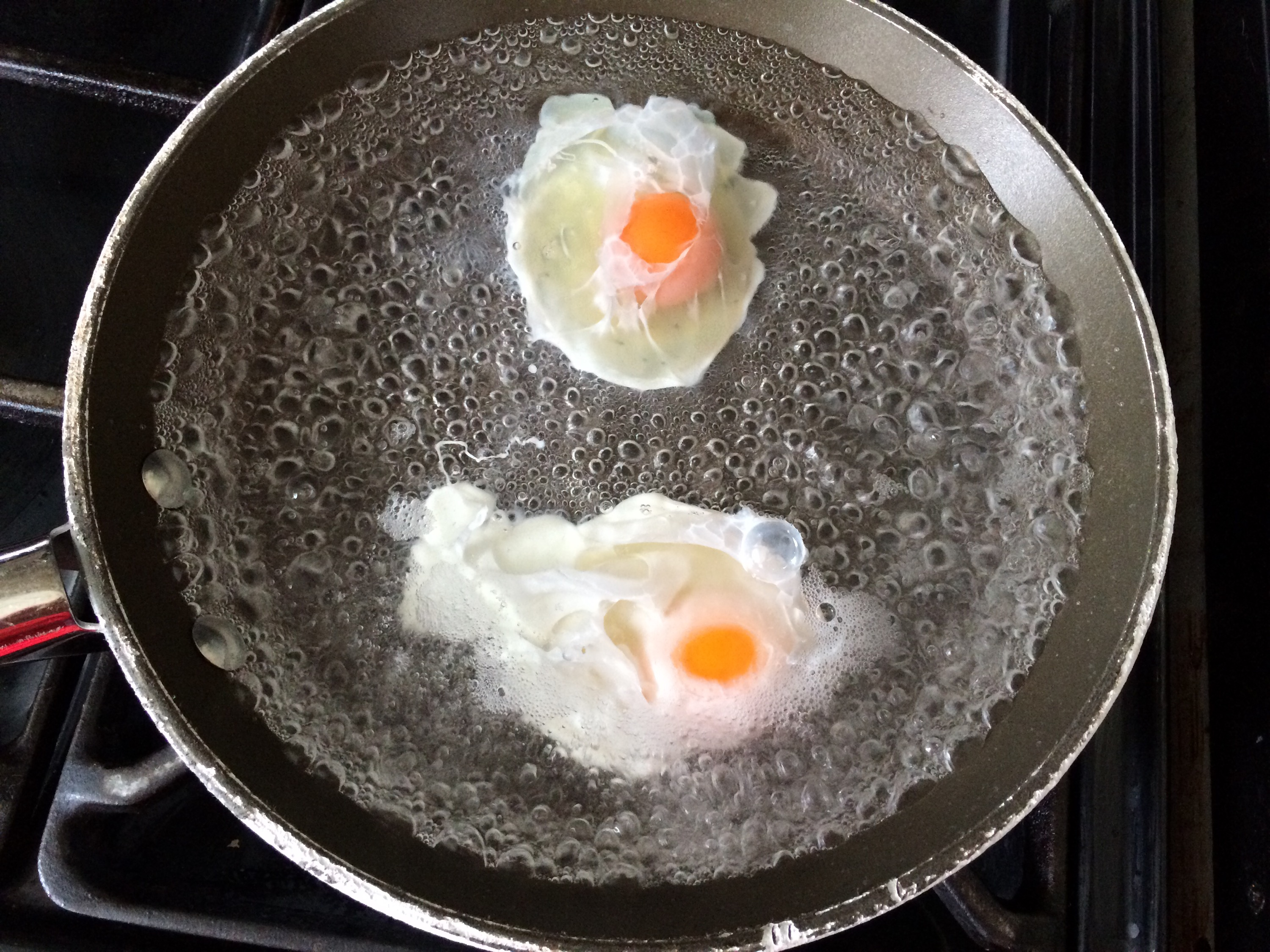 Take Your Perfectly Cooked Egg Out Of The Frying Pan And Put It On Some  Kitchen Paper To Drain Pat It Dry (a Soggy, Watery Egg Is Not A Good Egg)  And