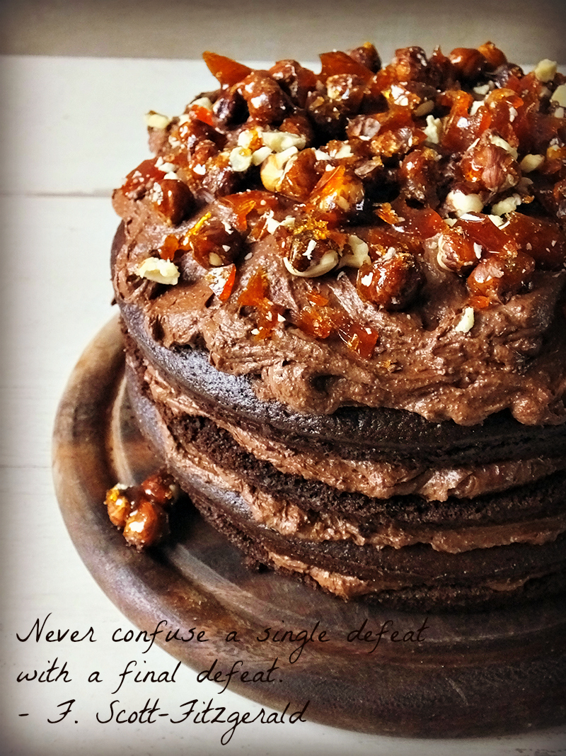 elizabeth s chocolate hazelnut layer cake recipe on elizabeth s ...