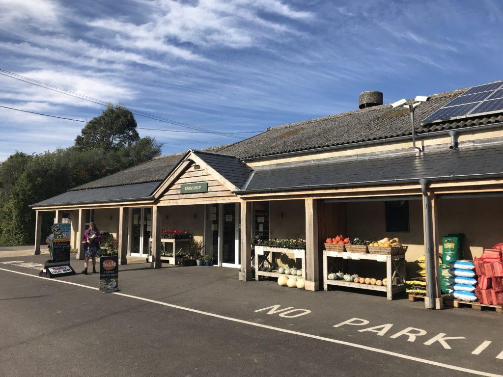 Runcton farm shop