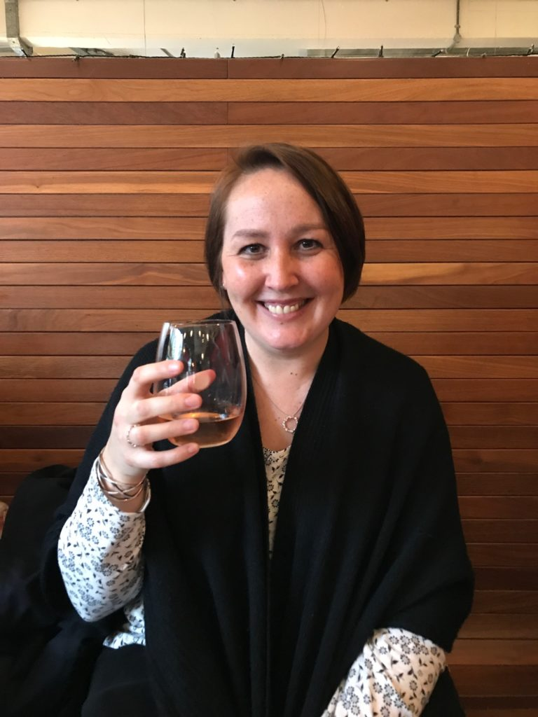 Cheers, drinking wine