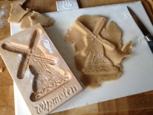 My speculoos mould