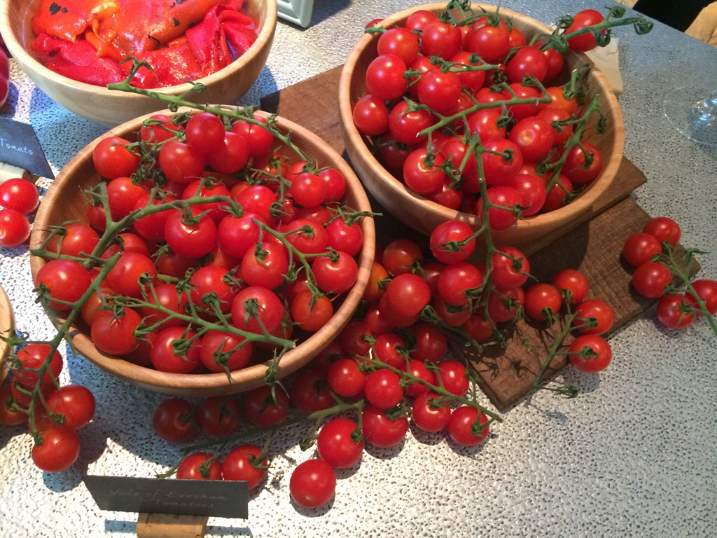 Tomatoes from Worcester