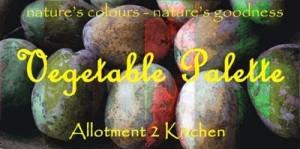 vegetable palette400