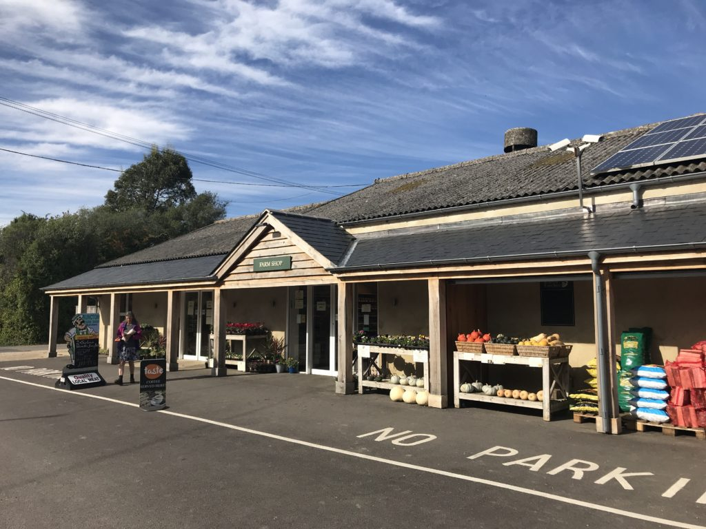 Runcton farm shop
