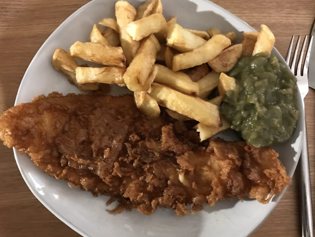 northern fish and chips