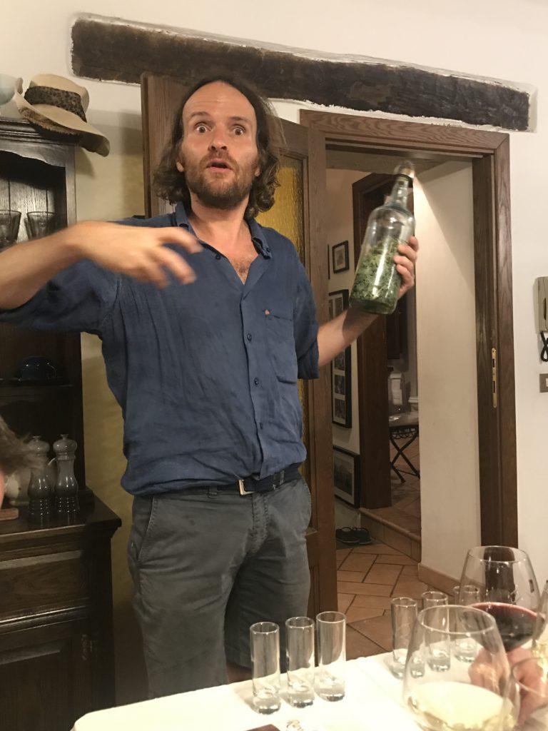 Tuscany: ravagni