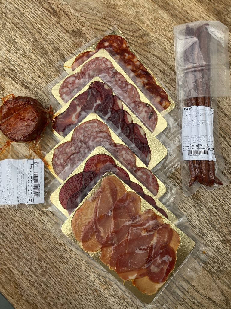 Cobble lane cured charcuterie