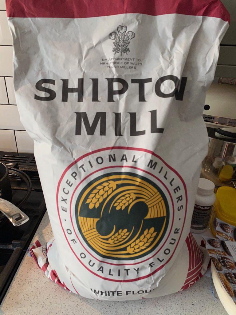 Big bag of flour